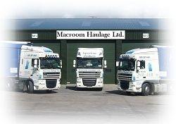 Macroom Haulage Trucks