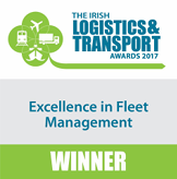 Excellence in Fleet Management Award 2017